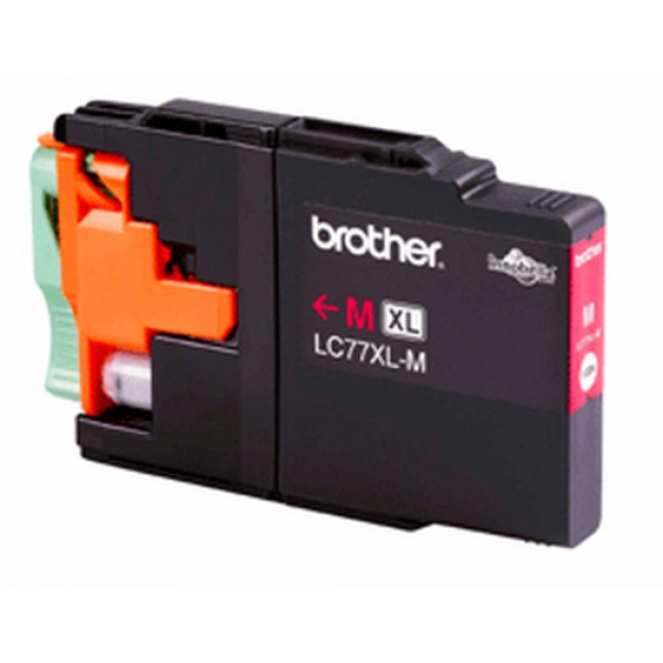 BROTHER HIGH YIELD MAGENTA INK CARTRIDGE - MFCJ651...