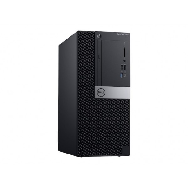 OptiPlex 7060 MT: Intel Core i5-8500 vPro (4.1GHz ...
