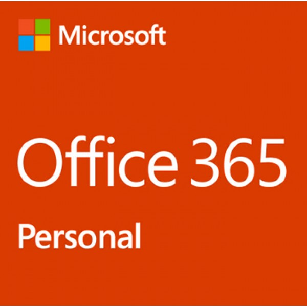 Office 365 Personal (Medialess. 1 Year Subscriptio...
