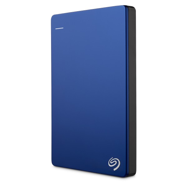 Seagate 1.0TB 2.5 Backup Plus Portable - Blue - US...