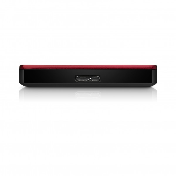 Seagate 1.0TB 2.5 Backup Plus Portable - Red - USB...