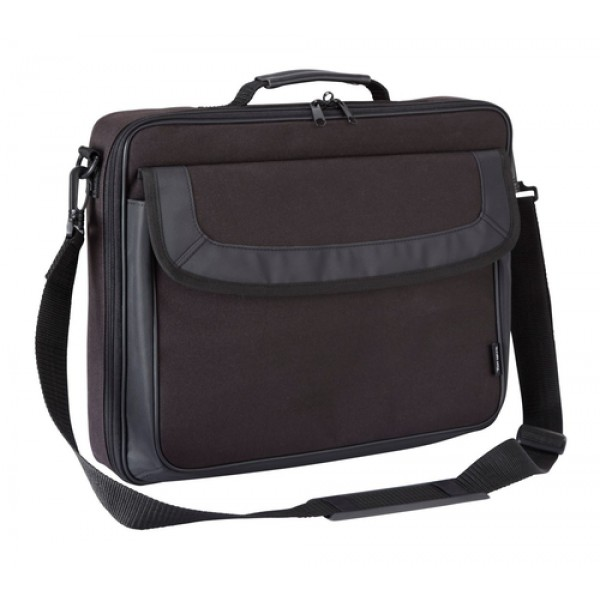 TARGUS - CLASSIC 15-15.6 CLAMSHELL LAPTOP CASE BLA...