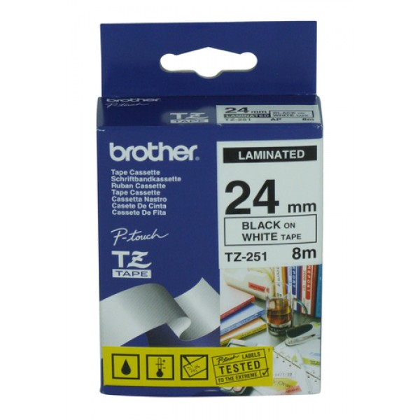 BROTHER - Black on White