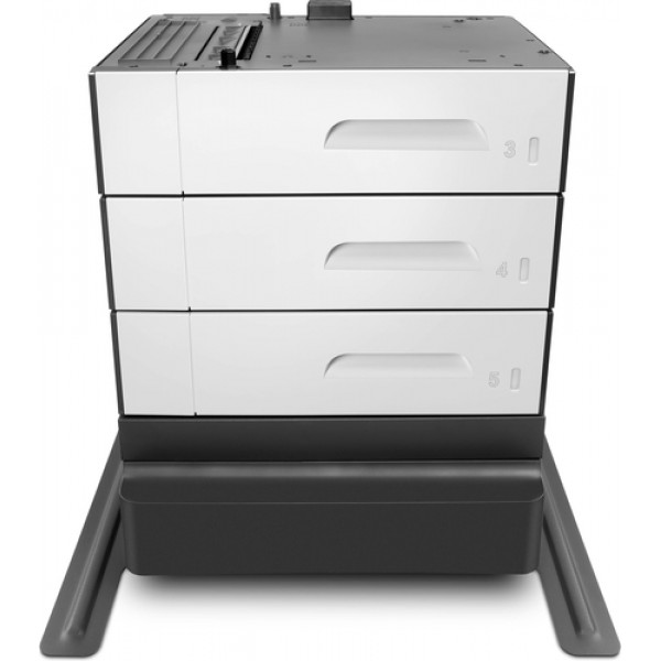HP PageWide 3x500 Sht Paper Tray / Stand