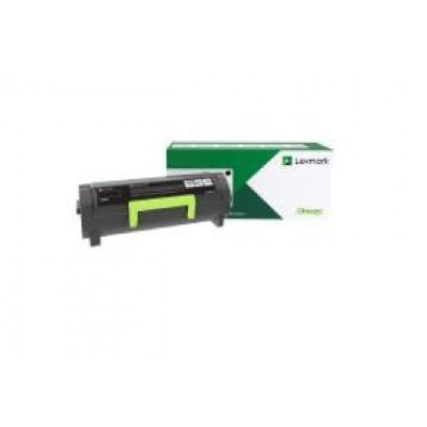 Lexmark 56F5000 Black Return Program Toner Cartrid...