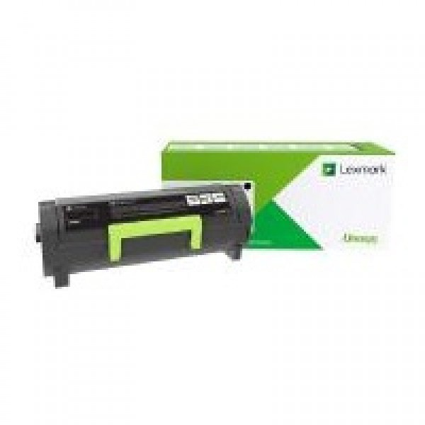 Lexmark 56F5U0E Black Ultra High Yield Corporate Toner Cartridge