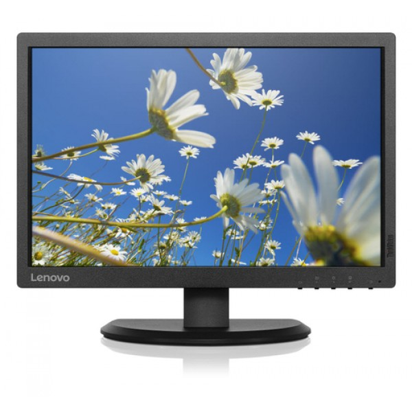 ThinkVision LT2054 19.5 Wide 1440 x 900 VGA 3 Year...