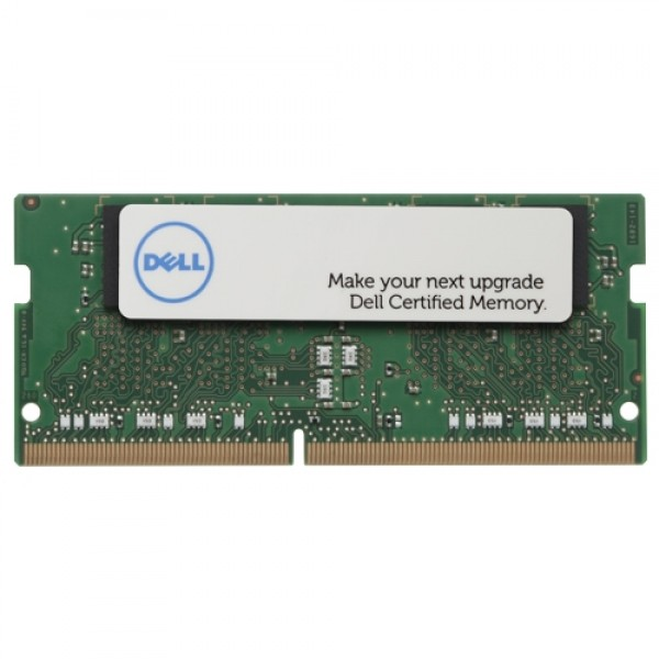 4 GB Memory Module for selected Dell systems - DDR...