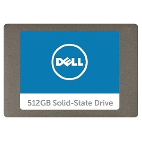 Dell 2.5 SATA SSD Drive - 512GB