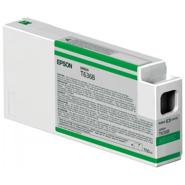 EPSON GREEN T636B 700ML INK