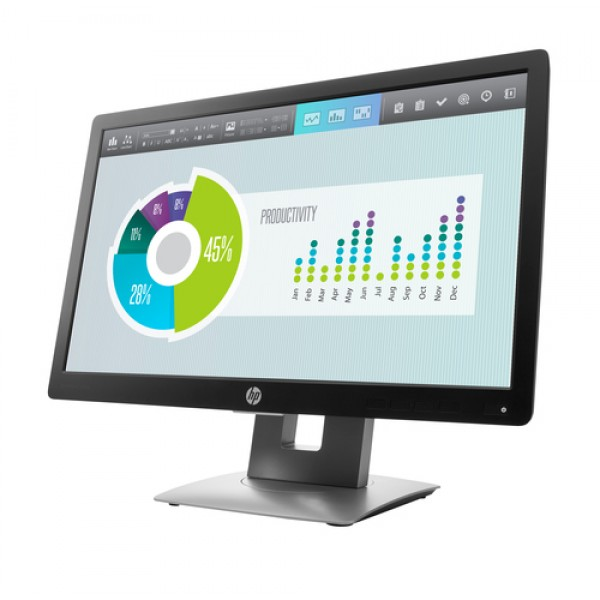 HP Elite Display E202 20-inch Monitor - Aspect rat...