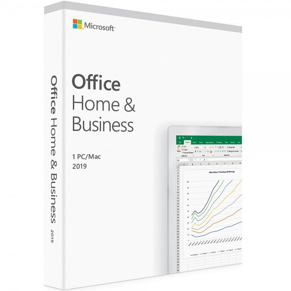 Office Home and Business 2019 (Medialess)