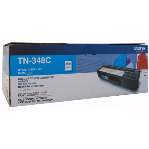 BROTHER CYAN TONER CARTRIDGE - HL4150CDN / HL4570C...