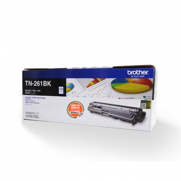 BROTHER BLACK TONER CARTRIDGE - HL3170CDW / HL3150CDN / MFC9330CDW / MFC9140CDN
