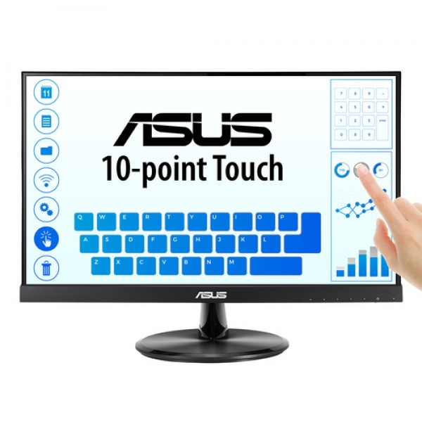 ASUS TOUCH 21.5 INCH WLED/IPS 5MS FHD MONITOR